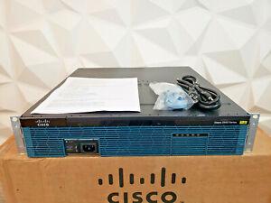 Cisco-C2921-CME-SRST-K9-UC-Voice-Router-w-PVDM3-32-VIC2-4FXO-VIC3-4FXS-DID