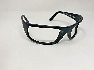 Maui Jim Sunglasses FRAMES ONLY Matte Black Rubber Peahi MJ202-2M