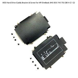 HDD-Hard-Drive-Caddy-Bracket-For-HP-EliteBook-840-850-740-750-ZB14-G1-G2-GL