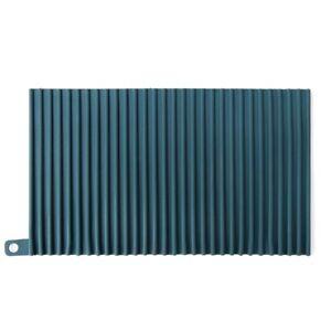 1X-Silikonschale-Tischset-Geschirr-LoeFfel-Pad-Holz-Silikonmatte-KueChenunters-q1e