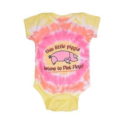 One Piece Bodysuit Baby Infant Romper Pink Floyd AC//DC Nirvana 6-9m New