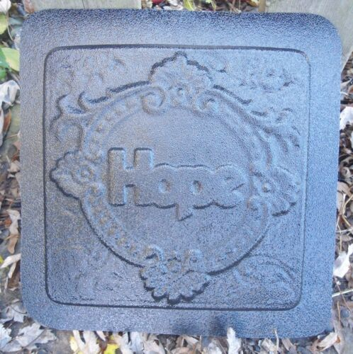 Hope tile Mold For Plaster Or Concrete casting reusable elegant