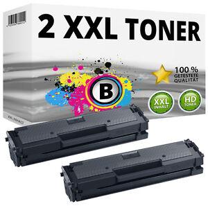 2x-XXL-TONER-PATRONE-fuer-Samsung-Xpress-M2020-W-M2021-W-M2022-W-M2026-W-Set