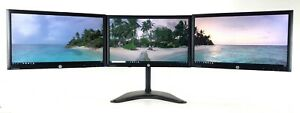 TRIPLE-SCREEN-TFT-SET-WITH-STAND-FOR-PC-HOME-OFFICE-3-x-22-034-FULL-HD-1920x1080-A
