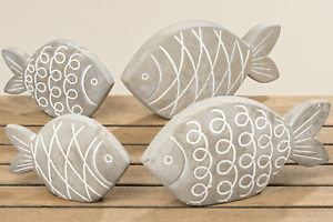 SONDERPOSTEN-20-x-Fisch-Pesces-Beton-grau-Hoehe-12-cm-2fach-UVP-je-9-99-1