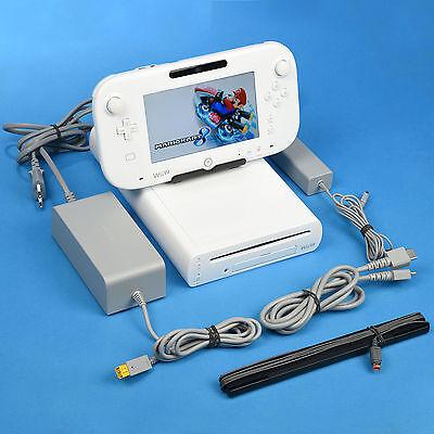 Nintendo Wii U 8 GB  Konsolen Spielvarianten | Mario Kart | Zelda | Splatoon|