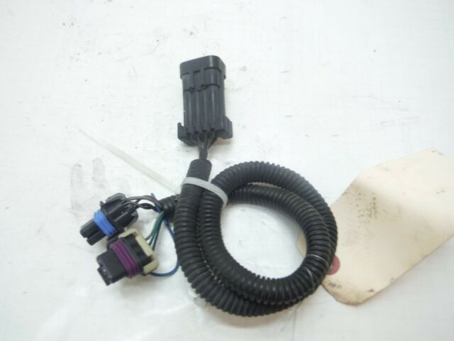 2002 Buick Park Ave Sedan A  T Gas Fuel Pump Wire Harness