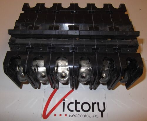 Details about  /Heinemann GJ1P-Z125-1W 1200AMP 65VDC 6 pole Circuit Breaker