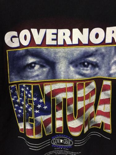 Vintage JESSE VENTURA GOVERNOR WCW SWEATSHIRT WRES
