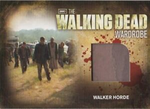 THE-WALKING-DEAD-SEASON-2-Cryptozoic-WARDROBE-CARD-M28-WALKER-HORDE