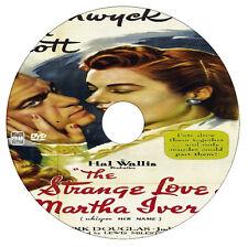 The Strange Love of Martha Ivers - Barbara Stanwyck, Kirk Douglas - 1946 -DVD