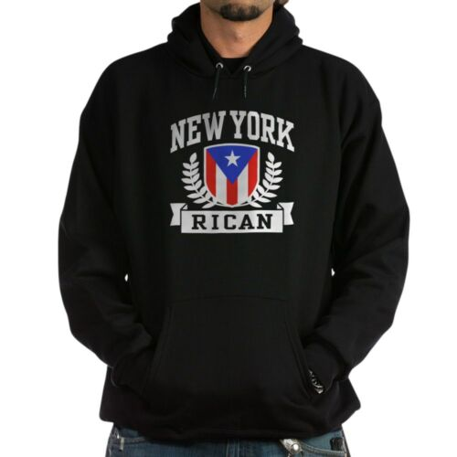New York Rican Pullover Hoodie CafePress