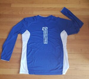 Admiral,LONG Sleeve Goalkeeper Jersey, new/tag, size YOUTH LARGE ...