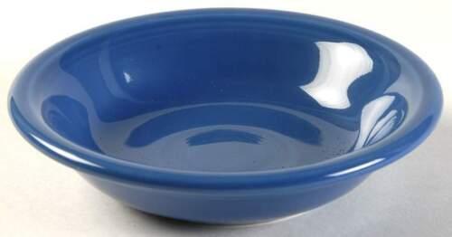 Fruit Dessert Bowl 10045440 CONTEMPORARY Homer Laughlin FIESTA LAPIS BLUE