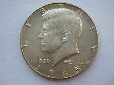 United States 1965 Half Dollar, EF.