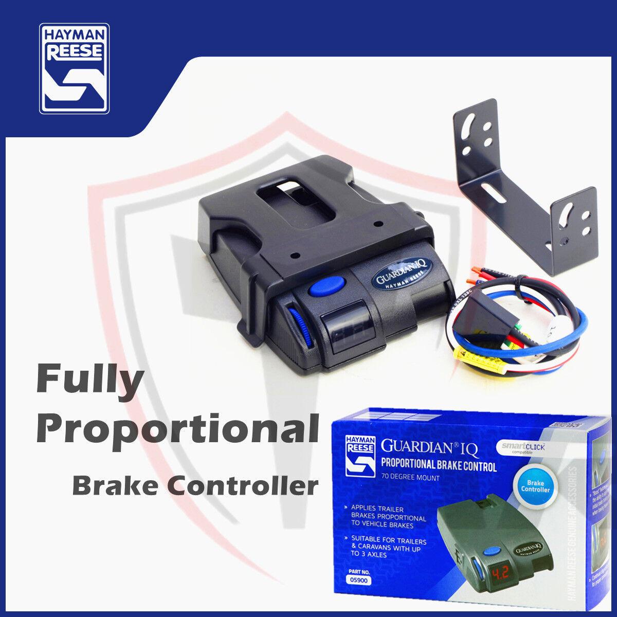 Hayman Reese Brake Controller Wiring Harness - Wiring Solutions