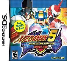 Mega Man Battle Network 5 Nintendo DS Game Brand New and Sealed