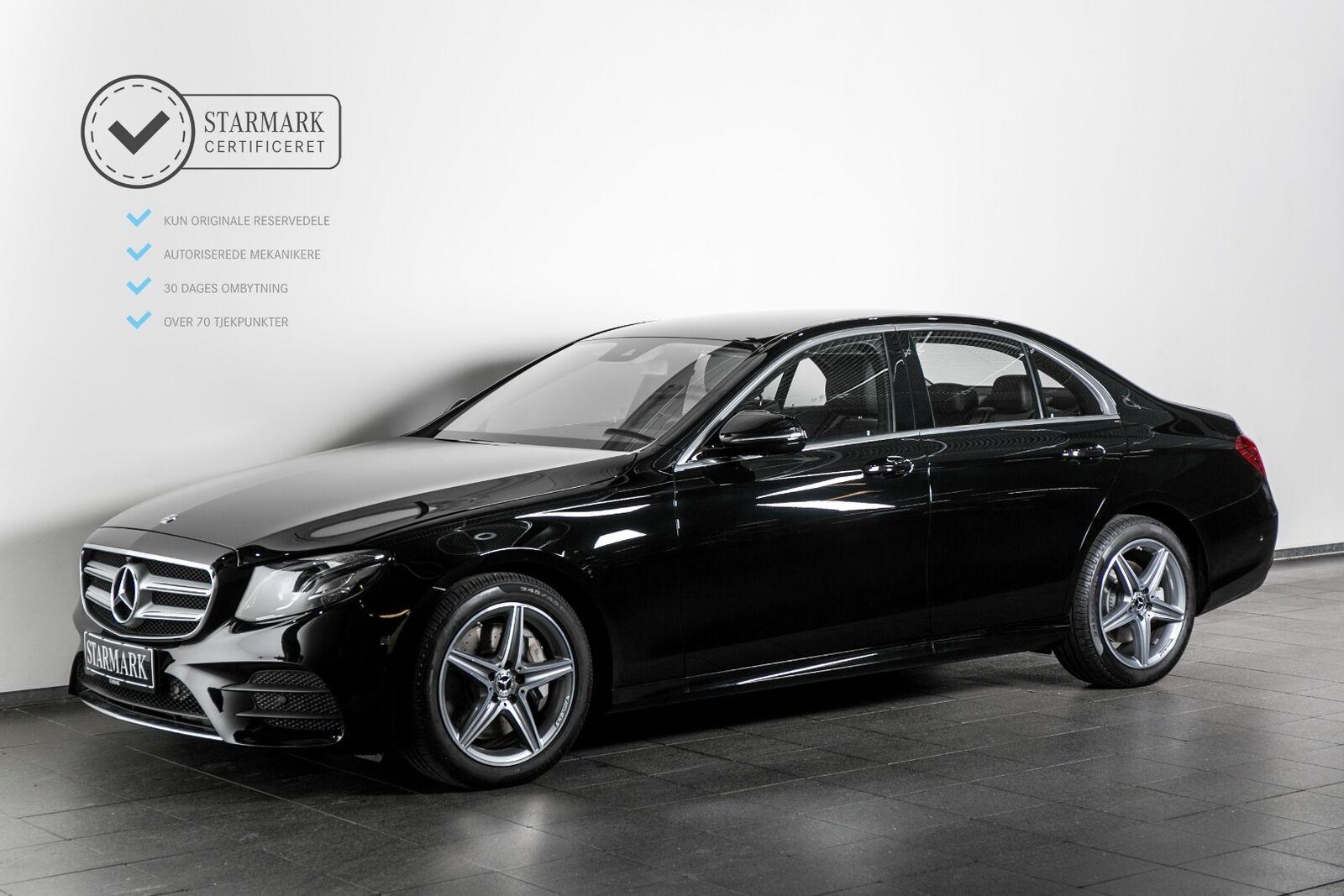 Mercedes E350 d 2,9 AMG Line aut. 4d - 649.900 kr.