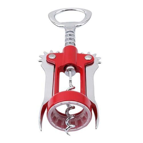 Red Wine Bottle Opener Cork Remover Easy Corkscrew Tools HOT LJ