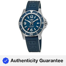 New Breitling Superocean Automatic 42 Blue Dial Men's Watch A17366D81C1S2