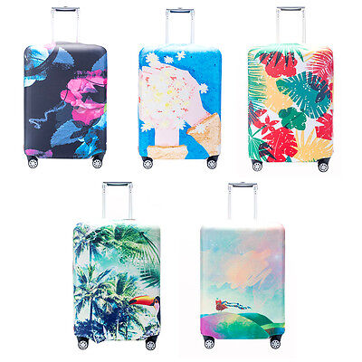 """20/"""" 22/"""" 24/""""28/"""" Cool Dust-proof Elastic Travel Luggage COVER Suitcase Protective"""