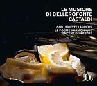 Le Musiche di Bellerofonte Castaldi (CD, Sep-2016, Alpha (Record Label))