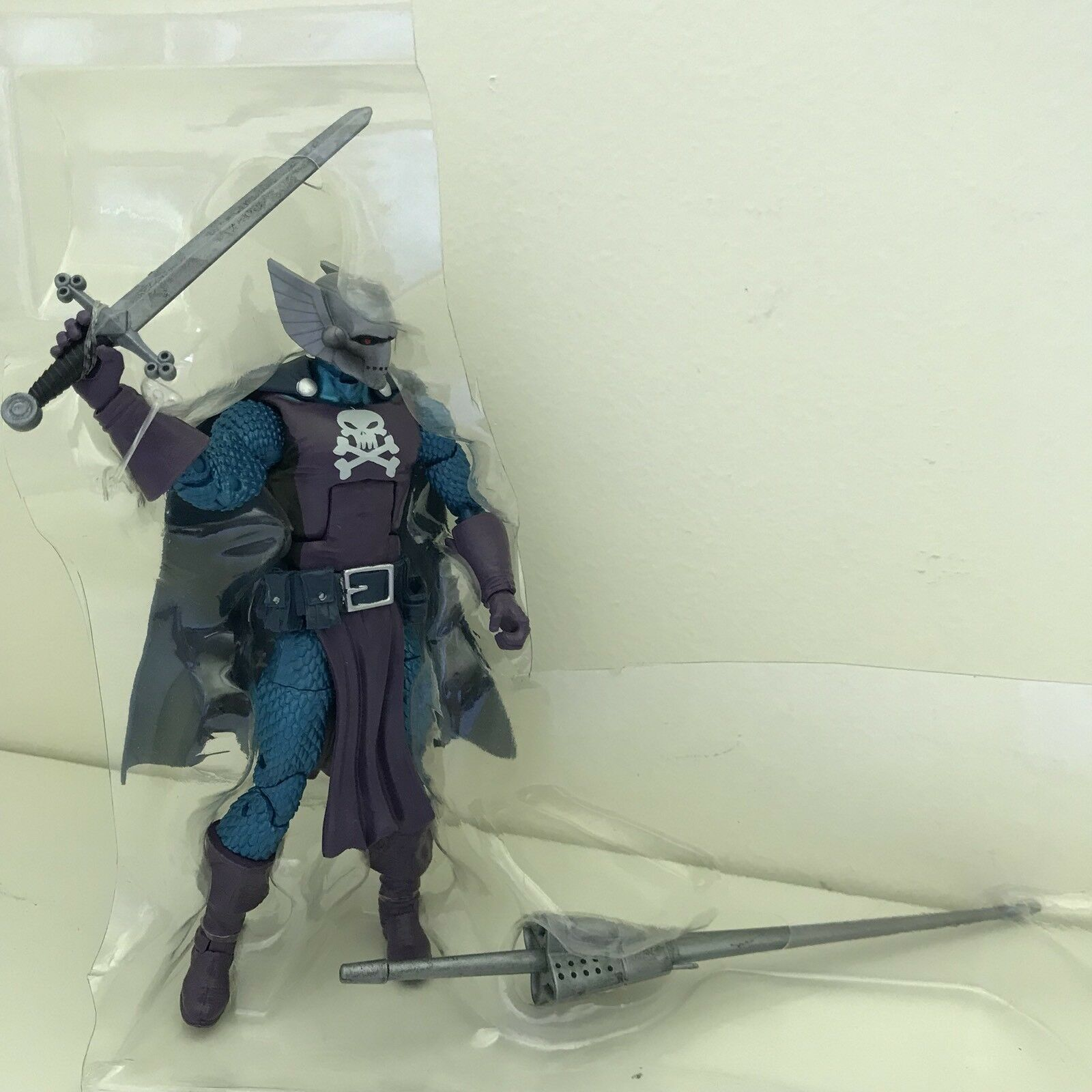 Dreadknight (Bram Velsing) Marvel Legends SDCC 2016 Hasbro Exclusive of The Raft