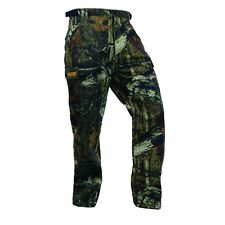 ScentBlocker Whitewater Mens S3 6 Pocket Pants RipStop Fabric Mossy Oak 2XL