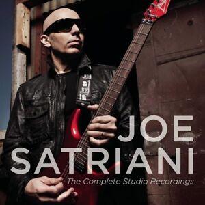 JOE-SATRIANI-THE-COMPLETE-ALBUMS-COLLECTION-15-CD-NEU