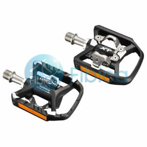 2019-Shimano-Deore-XT-PD-T8000-Trekking-Touring-Mountain-Pedals-SPD-Click-039-R