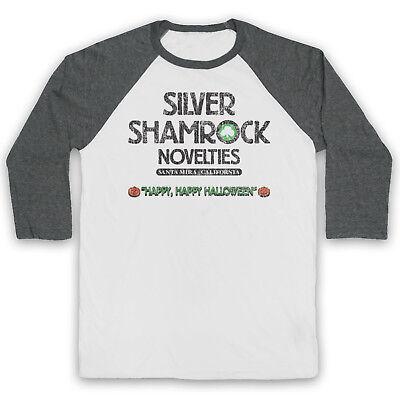 Silver Shamrock Novelties Halloween 3 Retro Horror Movie T Shirt