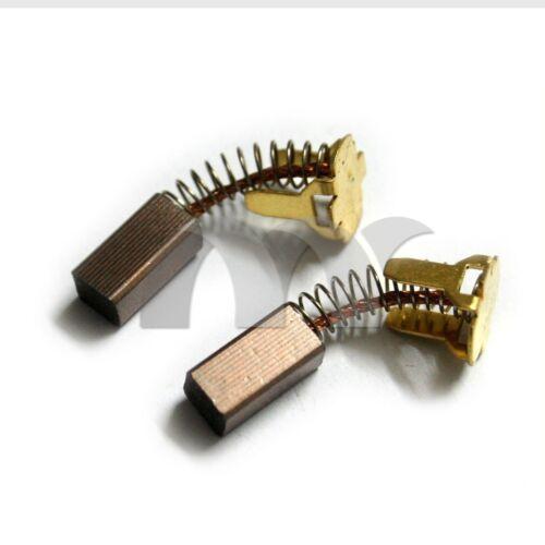 5 Carbon Brushes For HITACHI 999-054 12V 14V 18V battery Drill WH18DL DV18DL