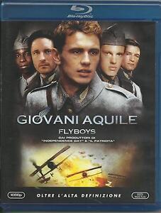 Giovani-aquile-Flyboys-2007-Blu-Ray