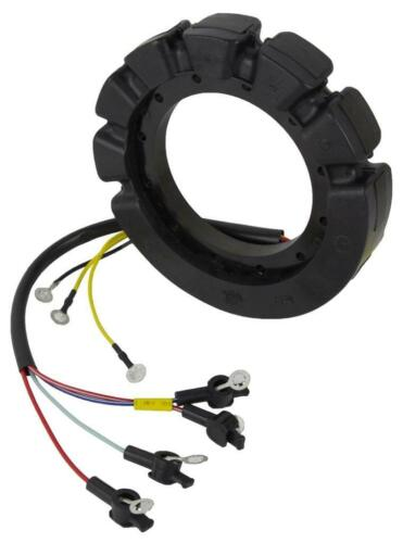 NEW STATOR FITS MERCURY MARINER 90HP 115HP AND 140HP 6 CYL ENGINES 398-5454A17