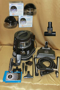 Rainbow-E2-Vacuum-Black-LED-Model-Ultra-Deluxe-Package-Special-5-yr-warranty