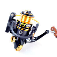Durable 12bb Kb2000-kb6000 Fishing Reel Fishing Tackle Wheel Coil Spinning Reel