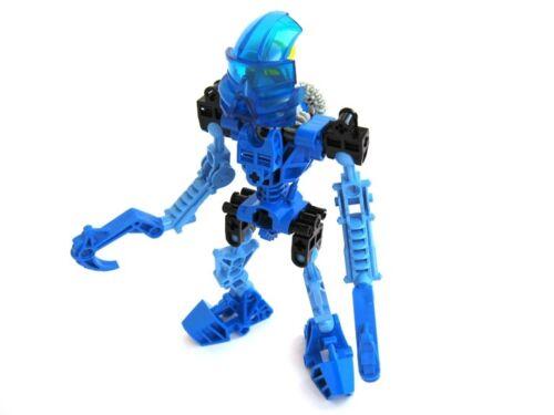 Lego 8533 Bionicle Toa GALI 100/% Complete Figure