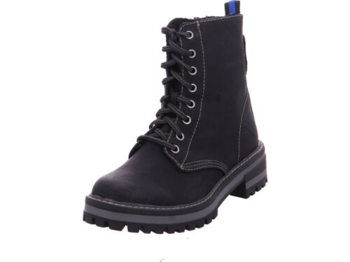 oliver Woms Damen Stiefelette S Schwarz Boots OYqdEFwC