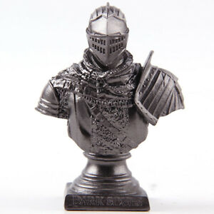 Dark-Souls-Knight-Bust-Mini-Statue-PVC-Figure-Collectible-Model-Toy
