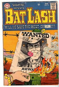 Showcase-76-featuring-The-First-Appearance-of-Bat-Lash-Fine-Condition