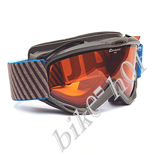 Alpina Childrens Ski Goggles Firebird Spice D Double Grey EBay - Alpina goggles