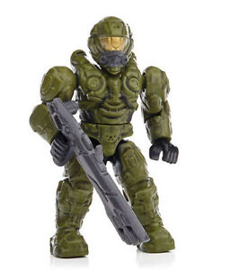 Details about NEW HALO Mega Bloks 96978 Series 8 UNSC Spartan Operator  SEALED