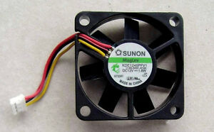 NEW-Sunon-45mm-x-10mm-MagLev-Fan-12V-Mini-3-Pin-JST-PH-Vapo-Bearing-KDE1245PFV1