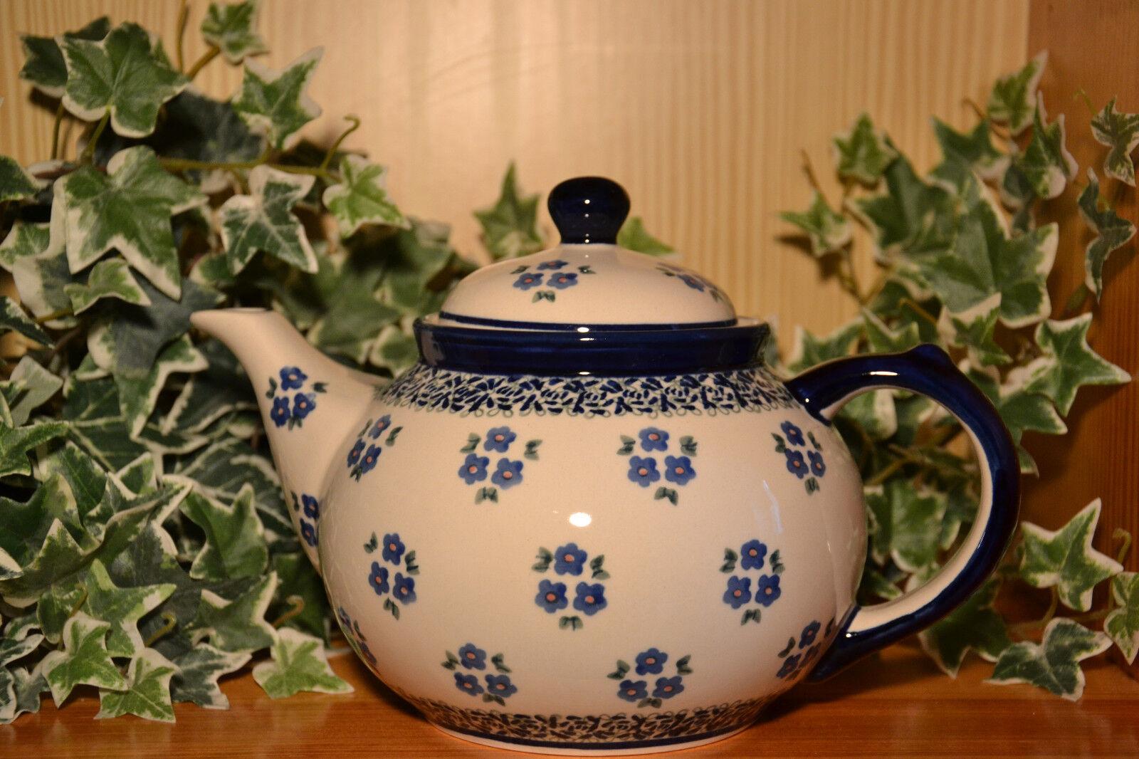 Bunzlauer Keramik Teekanne 1,25 l  Dek. 224a 224a 224a    | Good Design  a8eb07