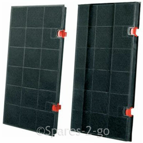 2 x Type 150 Filtre à charbon pour Electrolux Hotte Ventilation Ventilateur Extracteur Filtres