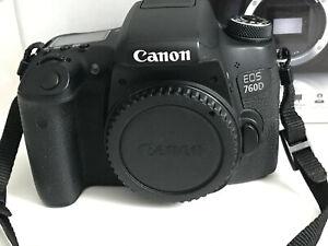 Canon EOS EOS 760D 24.2MP Digitalkamera - Schwarz (Nur Gehäuse) - München, Deutschland - Canon EOS EOS 760D 24.2MP Digitalkamera - Schwarz (Nur Gehäuse) - München, Deutschland