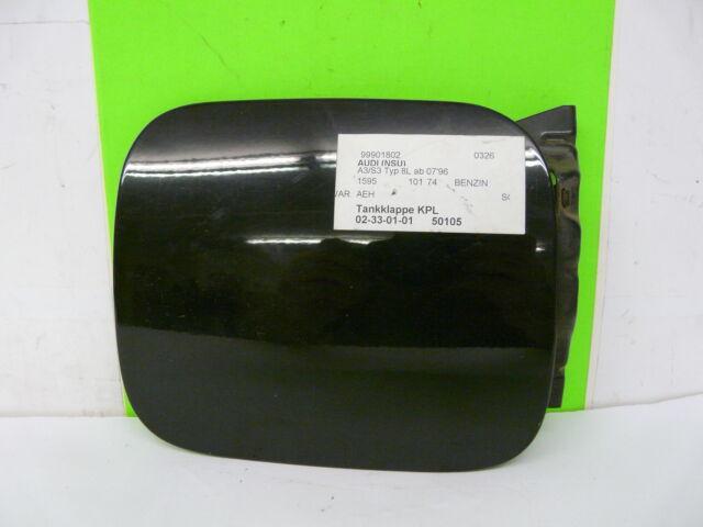 Tapa Del Depósito de Negro Ly9b Brillante Audi A3 8L 96-03 8l0809905