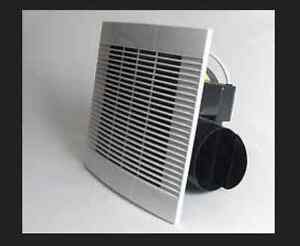 Airware aw907 ceiling exhaust fan grill and 100mm vent bathroom laundry vent for High capacity bathroom exhaust fans