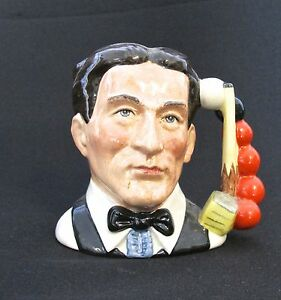"""Royal Doulton - The Snooker Player- 1990 - 4 2/8"""" High approximately (#495)"""