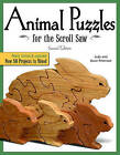 Animal Puzzles for the Scroll Saw by Dave Peterson, Judy Peterson (Paperback, 2009)